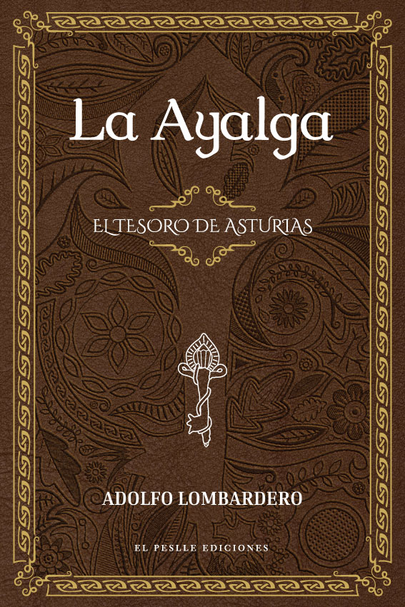 """Cubierta del libro """"La Ayalga"""""""